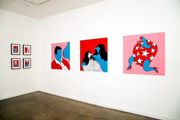Final Week of Parra 'Same Old Song', Exhibition closes this Sunday, Aug.10th