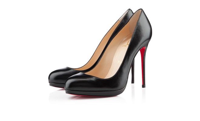 These Filo high heels are a Black High Heel Louboutin