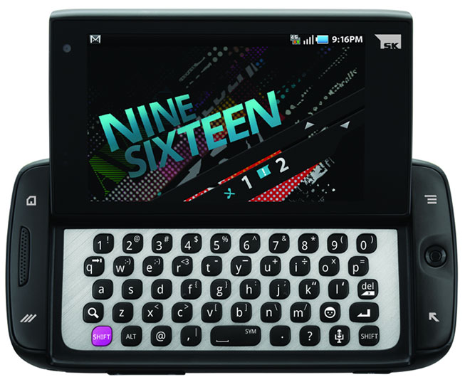 sidekick 4g release date. April 20th release date.
