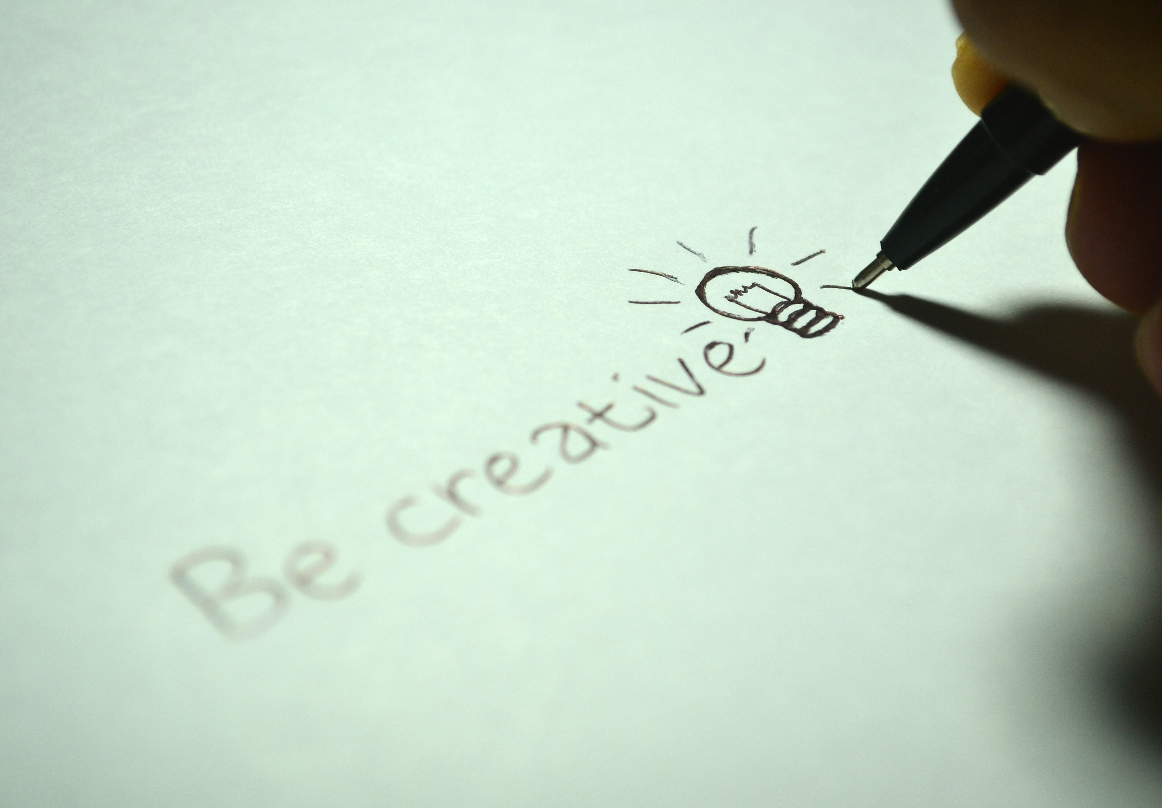 Breaking the Monotony through Creative Expression
